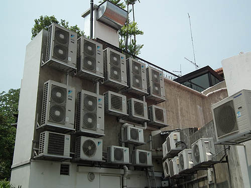 airco units in Singapore
